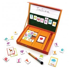 "Magnetic Kit ""Play with words"""