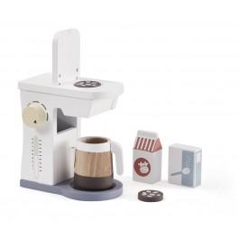 Ξύλινη μηχανή espresso