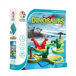 Το νησί των δεινοσαύρων - smart games