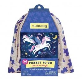 Puzzle to go - Unicorns