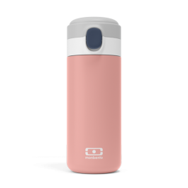 Insulated compact bottle - POP Pink Flamingo MB