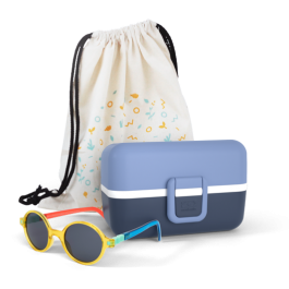 Kit sunglasses Ki ET LA and Tresor  Infinity Mobento