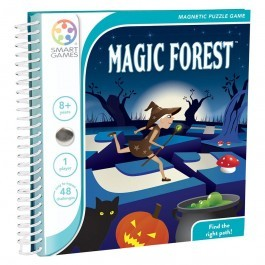 Επιτραπέζιο μαγνητικό παιχνίδι Magic Forest