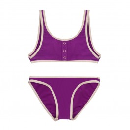 Swimsuit for girls - Salome Purple