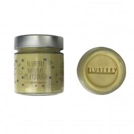 Φυσική πλαστελίνη Bluberry 300gr-  Κίτρινο Lemon