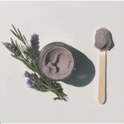 Φυσική πλαστελίνη Bluberry 150gr - Γκρι Stone