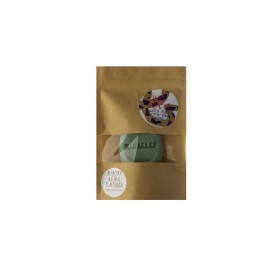 Φυσική πλαστελίνη Bluberry 150gr -  Πράσινο Mint