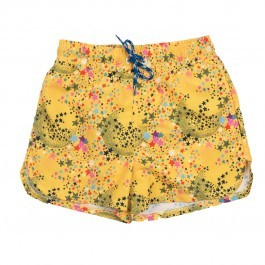 Jim Stars Yellow - Swim Trunks