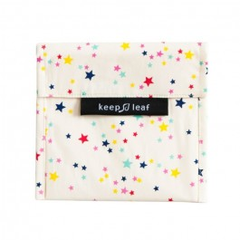 Reusable Large Baggie - Stars