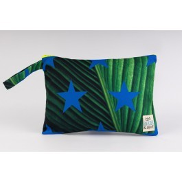 Waterproof Bag Woven - Stars Splash