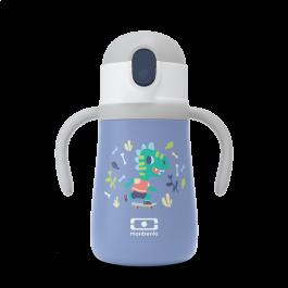 Ισοθερμικό μπουκάλι - MB Stram Blue Dino