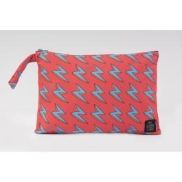 Waterproof Bag Woven - Flumine Pink