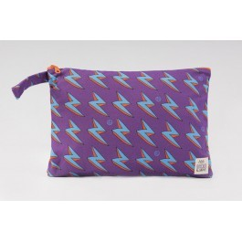 Waterproof Bag Woven - Flumine Purple