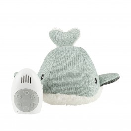 Soft Toy with comforter music box Moby