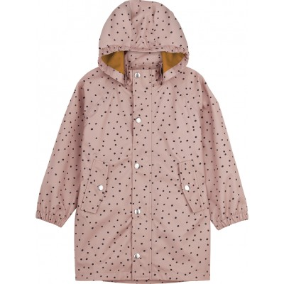 Long Raincoat Spencer - Confetti Rose