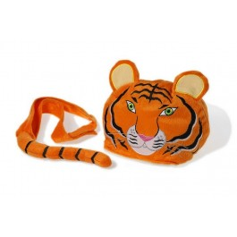 Tiger Hat and Tail
