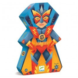 Puzzle Super Hero - 36pcs