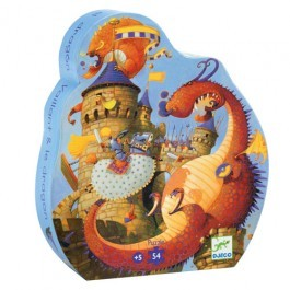 Puzzle Dragon - 54pcs