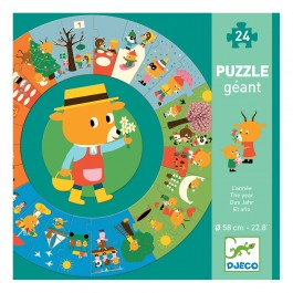 Giant Puzzle - Seasons