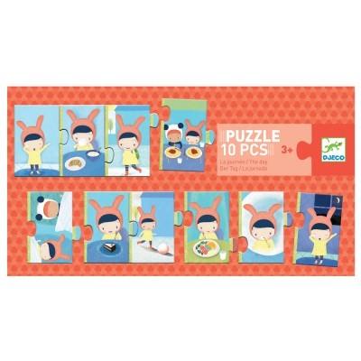 Puzzle - Η μέρα μου