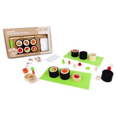 Ξύλινο επιτραπέζιο παιχνίδι Makemaki