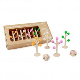 Ξύλινο επιτραπέζιο παιχνίδι - Το παιχνίδι των εποχών