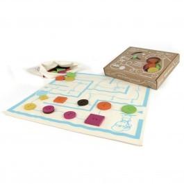 Ξύλινο επιτραπέζιο παιχνίδι - Ο μίτος της Αριάδνης