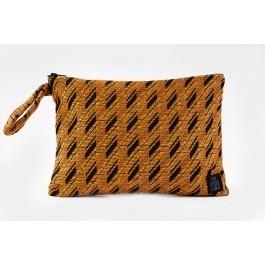 Waterproof Bag Woven - Pavette Black