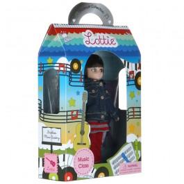 Κούκλα Lottie Βινυλίου - Κορίτσι με κιθάρα