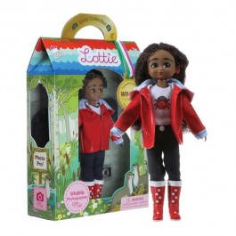 Lottie Doll - Wild Life photographer