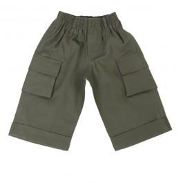 Khaki trousers BYBLOS