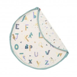 Bag and Playmat 2 in 1- Animal Alphabet