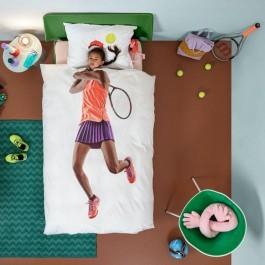 Σετ παπλωματοθήκης - Tennis Player