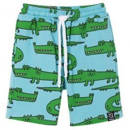 Pocket Shorts - Crocodile