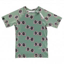 Παιδικό αντιηλιακό μπλουζάκι - Beach Please
