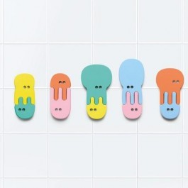 Παιχνίδι μπάνιου - Παζλ μέδουσες
