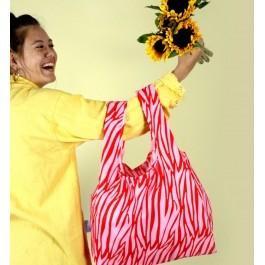 Reusable Bag - Zebra