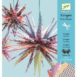 Hanging Stars- Kirigami