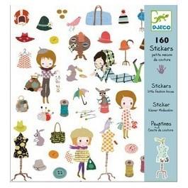Σετ με 160 stickers - Fashion
