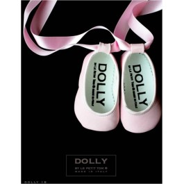 Dolly Baby Ballerinas Pink