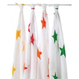 Swaddle Set SUPER STARS