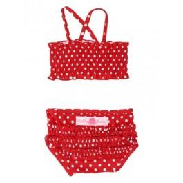 Μαγιό Bikini Red Polka Dot