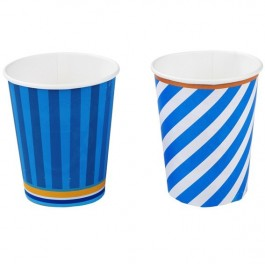 Out of the Blue Cups