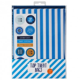 Out of the Blue Treat Bags & Stickers