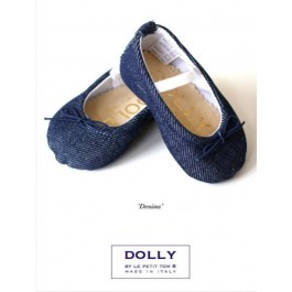 Dolly Baby Ballerinas Denim