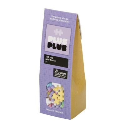 Plus PLus Mini Pastel- 100pcs