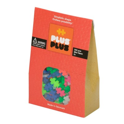 Plus PLus Mini Neon- 300pcs
