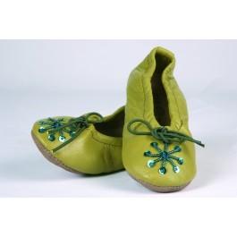 Ballerinas Babush-Olive