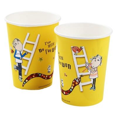 Charlie & Lola Cups