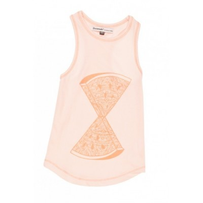 Tropical Peach Tank Top